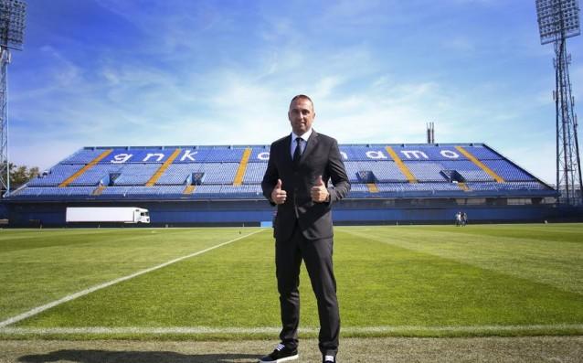 Ivaylo Petev In GNK Dinamo Zagreb