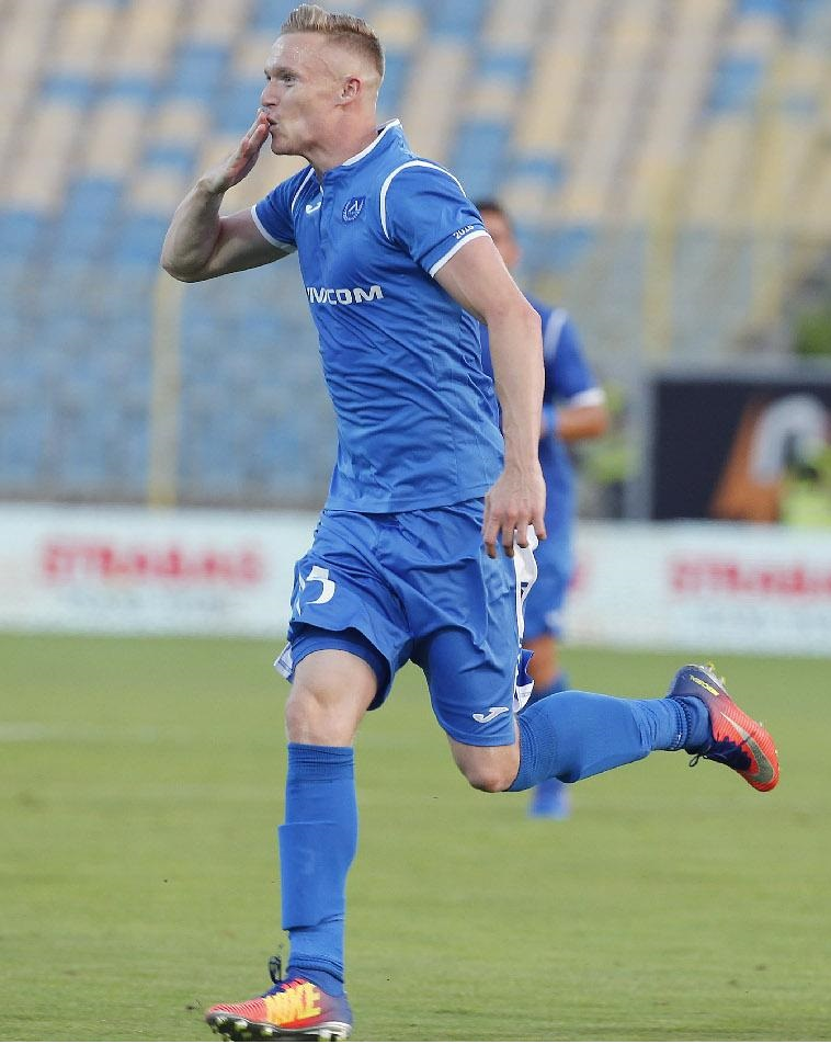 "Roman Prochazka For One More Year In PFC ""LEVSKI"""