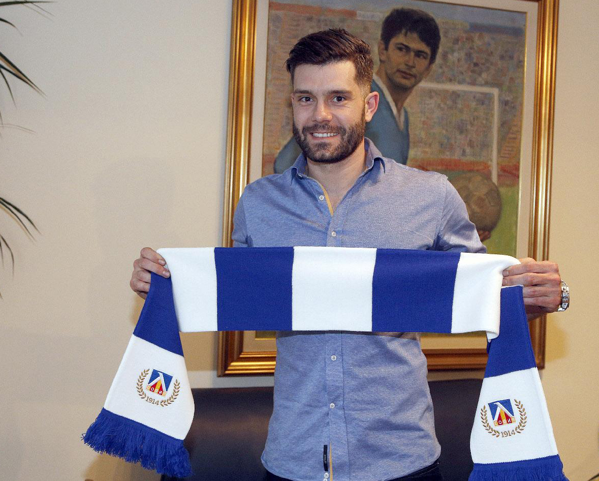 Mitrev Returned To Levski Sofia