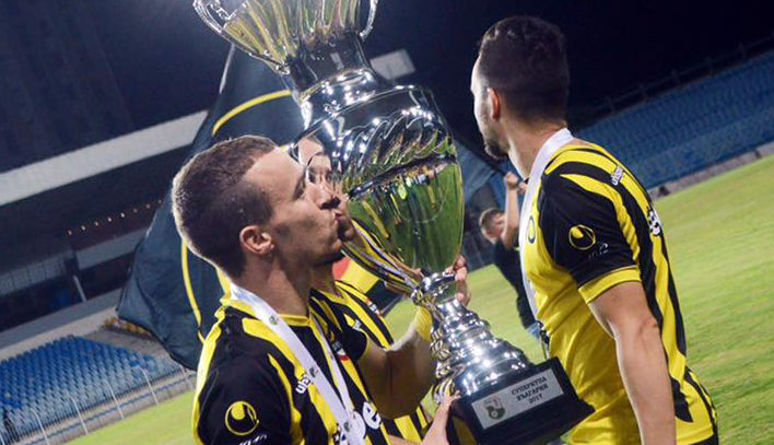 Toni Tasev And PFC Botev Won The Supercup