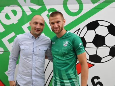 Milen Jelev Signed A New Contract With Beroe