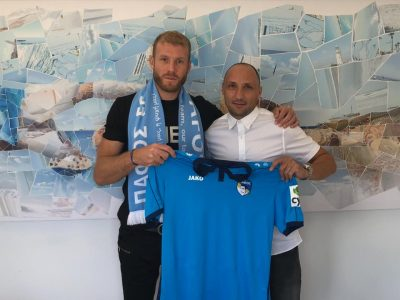Adam Nemec Signed With Pafos FC