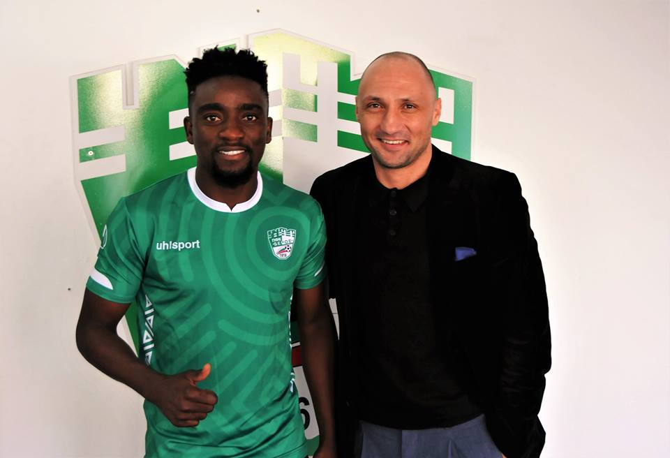 Carlos Ohene Returns To Beroe