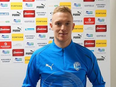 Procházka Has Been Named 'Мan Of The Match'