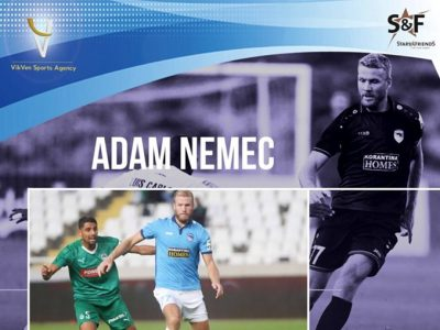 Adam Nemec Became A Top Scorer Of Cyprus