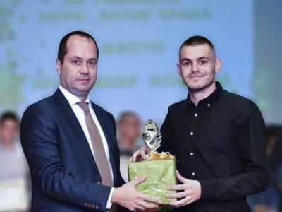 Krasimir Kostov Is Botev Vratsa Best Player Of The Year