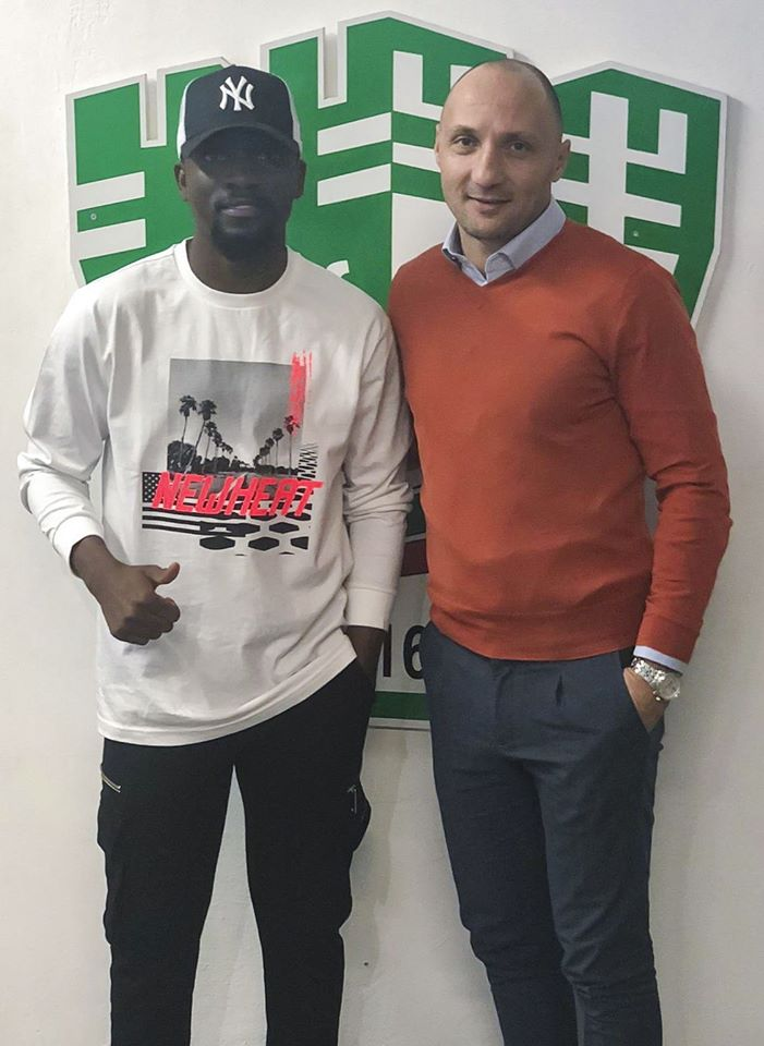 Carlos Ohene Extends Contract With Beroe