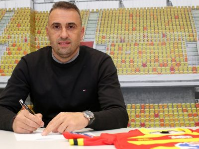 Ivaylo Petev Is The New Manager Of Jagiellonia Białystok