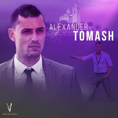 Aleksandar Tomash Has Been Appointed As Head Coach Of FC Etar