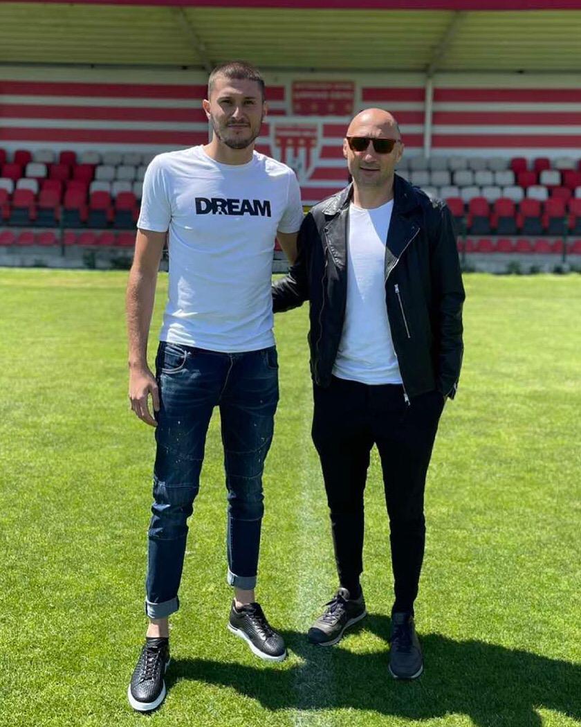 Hristiyan Vasilev Signed With Tsarsko Selo