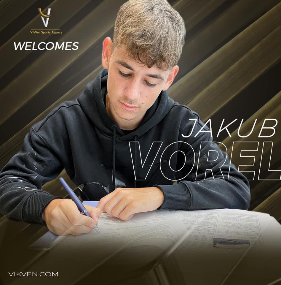 Welcome Jakub Vorel